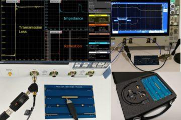 Giải pháp đo kiểm TDR